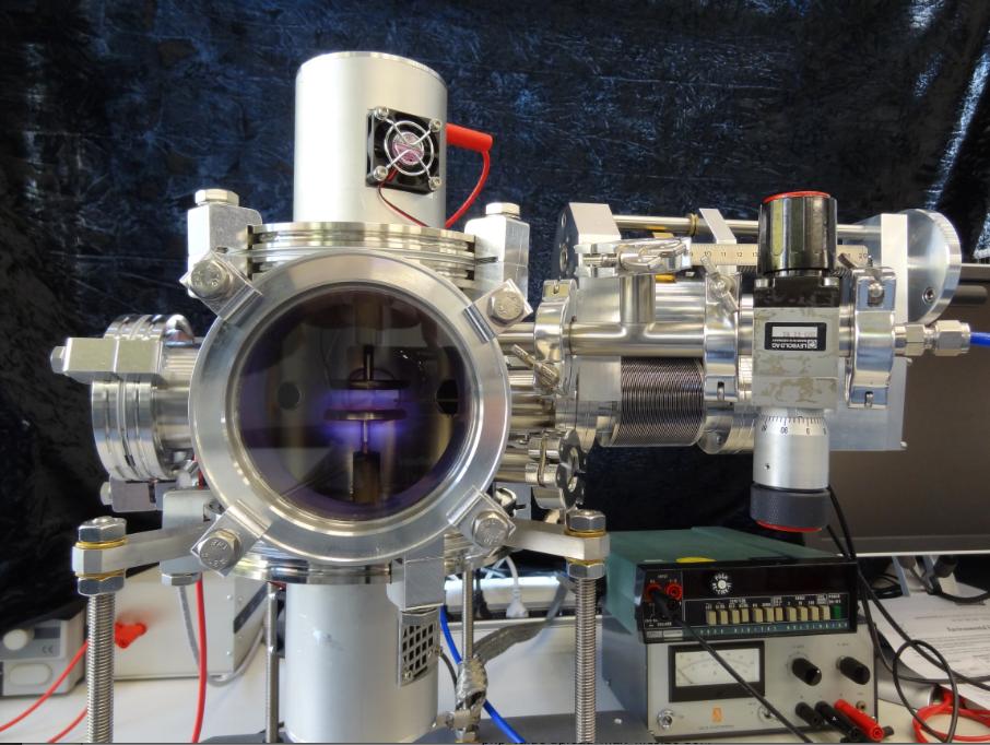 Plasmalab: Langmuir Probe