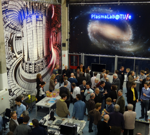 Overview of the PlasmaLab@TU/e at the Official Opening
